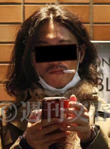 長男 画像 首相 菅